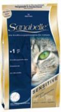 غذای خشک گربه های حساس-400 گرم