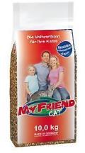 غذای خشک گربه 2 کیلویی my friend