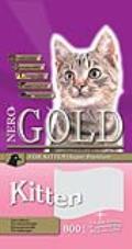 غذای خشک گربه نروگولد مخصوص بچه گربه -800 گرم
