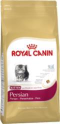 غذای خشک رویال کنین400 گرمی برای بچه گربه های پرشین .