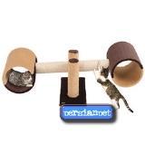 اسباب بازی گربه ها همراه با اسکرچ