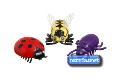 حشرات ویبره دار برای گربه ها - کارلی - المان