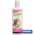 شامپو گربه فلامینگو-نرم کننده و براق کننده