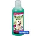 شامپو 1 لیتری اساره کاج برای همه نژاد های سگ