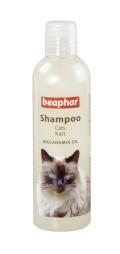 شامپو گربه با عصاره ماکادامیا (فندق استرالیایی )