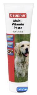خمیر مولتی ویتامین 100 گرمی سگ