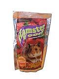 غذای همستر- غنی شده- با طعم توت فرنگی