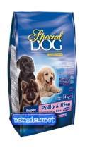 غذای خشک سگ Special Dog 1  یک و کیلو نیمی   باطعم مرغ و برنج