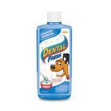 قطره تمیز کننده دندان برای سگ ها 118 میلی لیتری برای حل شدن در اب  , ریحتن در ظرف اب سگ ها