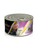 کنسرو گربه 200 گرمی لئوناردو در 4 طعم