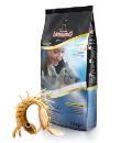 غذای خشک گربه لئوناردو با طعم ماهی و میگو -400 گرمی