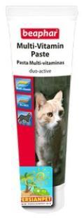 خمیر مولتی ویتامین مخصوص بچه گربه ها دارای کلسیم