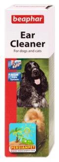محلول شست و شوی گوش برای سگ ها و گربه ها