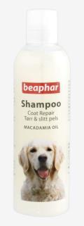 شامپو موهای اسیب دیده مخصوص سگ ها -