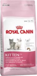 غذای خشک گربه رویال کنین برای گربه های تا 4 ماه سایز 10 کیلویی