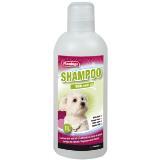 شامپو سگ مو سفید - یک لیتری فلامینگو