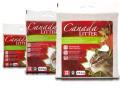 خاک گربه کانادایی 18 کیلویی با جذب 350 % محصول کانادا