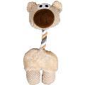 اسباب بازی سگ همراه با طناب و سوت