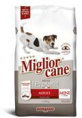 غذای خشک سگ سوپر پریمیوم میگلیور 1.5 کیلویی در دو طمع