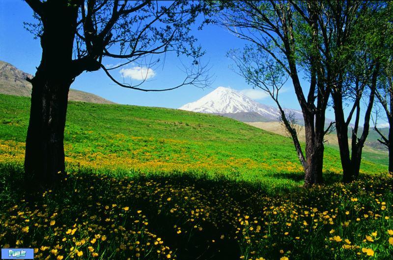 تصاوير طبيعت زيباي ايران