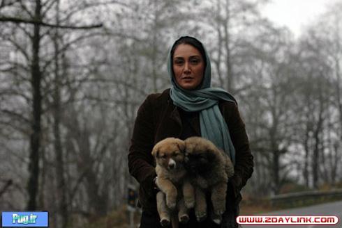 هدیه تهرانی و حمایت از حیوانات