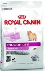 غذای خشک سگ های کوچک خانگی برای زندگی در خانه ( توله ها )