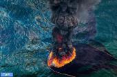 لحظاتی از مرگ تدریجی کره زمین+تصاویر