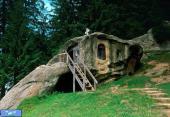 خانه هایی از جنس طبیعت